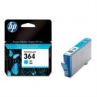 Cartridge HP Inkjet No 364 Cyan- HP