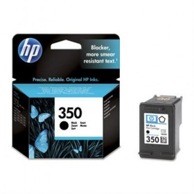 Cartridge HP Inkjet No 350 Black- HP