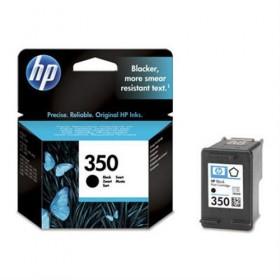 Cartridge HP Inkjet No 350 Black- HP