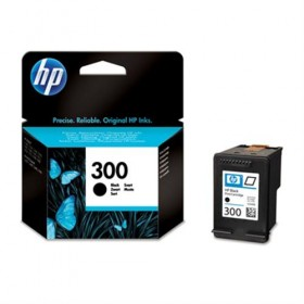 Cartridge HP Inkjet No 300 Black- HP