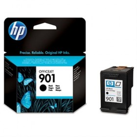 Cartridge HP Inkjet No 901 Black- HP