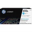 HP CF451A (655A) Toner cyan, 10.5K pages-