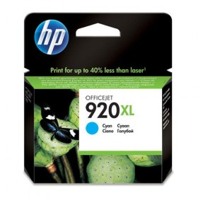 Cartridge HP Inkjet No 920 XL Cyan CD972AE -