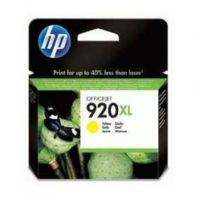 Cartridge HP Inkjet No 920 XL Yellow CD974AE -
