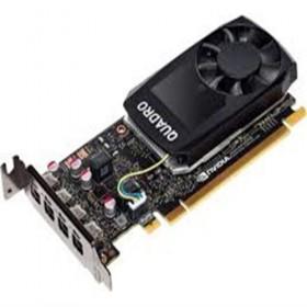 NVIDIA Quadro P1000 4GB Kit w/2 Adapters-