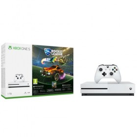 Console Microsoft Xbox One S Rocket League Bundle 1TB-