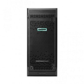 Server HPE ProLiant ML110 Gen10, 3104 1.70GHz (6C), S100i (RAID 0/1/5/10), 1 x 8GB RDIMM, no HDD (up to 4 LFF NHP SATA), 2x 1Gb, DVD-RW, 1x 350W, 3/3/3-