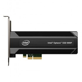 SSD Intel Optane  900P Series (480GB, 1/2 Height PCIe x4, 3D XPoint)-
