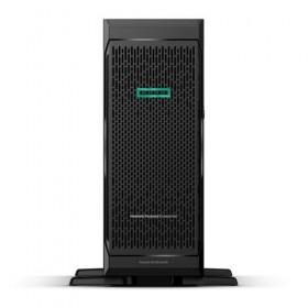 Server HPE ProLiant ML350 Gen10, 3104, 1.7GHz (6C), S100i (RAID 0/1/5/10) , 1 x 8GB RDIMM, no HDD (up to 4 NHP LFF SATA), no optical, 1x500W, 3/3/3-