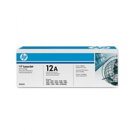 Cartridge HP Laser No 12A Black Q2612A -