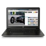 Mobile Workstation HP ZBook 15 G4, Core i7-7700HQ, 8GB, 1TB, AMD Radeon Pro WX 4150 4GB, Win 10 Pro, 3 Years-