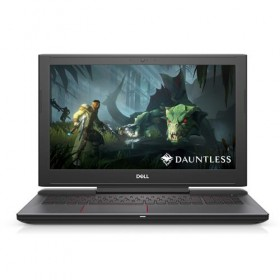 Notebook Dell Inspiron 5587, 15.6 FHD, Ci7-8750H, 8GB, 128GB and 1TB, GeForce 1050TI 4GB, Win.10 Pro, 2 Years-