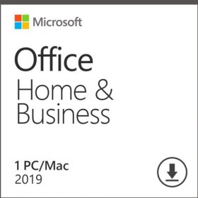 Microsoft Office Home and Business 2019 ESD Download T5D-03183 -