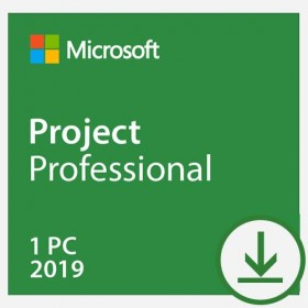Microsoft Project Pro 2019 ESD Download H30-05756 -