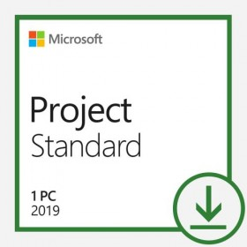 Microsoft Project Standard 2019 ESD Download 076-05785 -