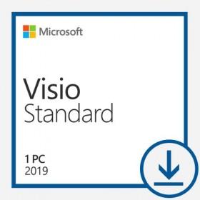 Microsoft Visio Standard 2019 ESD Download-