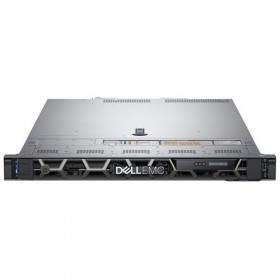 Server Dell EMC PowerEdge R440, Intel Xeon Silver 4110, 16GB DDR4 RDIMM, 120GB SSD, 5Yr Basic Warranty - NBD-