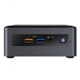 NUC Intel,  incl. i3 8121U,  4GB LPDDR4-2400,  1TB HDD,  Win 10, supp.M.2 and 2.5 drive-