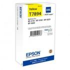 Cartridge EPSON Inkjet 79XL Pro WF-5190DW/5110DW/5620DWF/4630DWF Yellow Extra High Capacity (4k)-