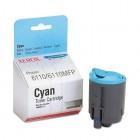 Cartridge  XEROX  Toner  Phaser 6110/6110MFP Cyan Toner Crtr (1k)- Xerox