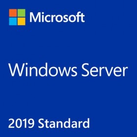 OS Microsoft Windows Server 2019 Standard 64bit English 16 Core-