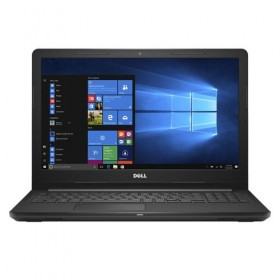 Notebook Dell, Inspiron 3576, 15.6 FHD, Ci5-7200U, 8GB, 1TB, Radeon 520 2GB, Win10., 2 Years-