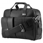 Carrying Case HP 15.6 Executive Black Leather Top Load-