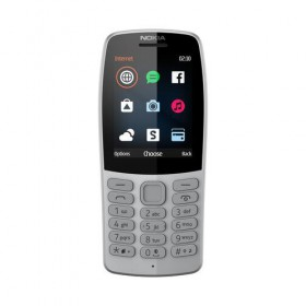 Mobile Phone Nokia 210 DS Grey-
