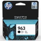 Cartridge HP Inkjet No 963 Black (1000p)-