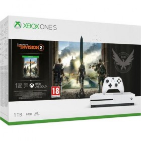 Xbox One S console Gears of Wars 5-
