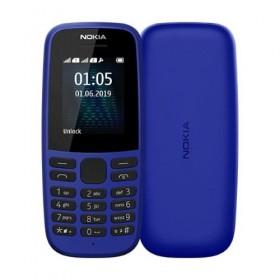 Nokia 105 (2019) DS Blue-