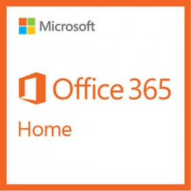 O365 Home P6 Mac/Win 1Year Med 6GQ-01150 -