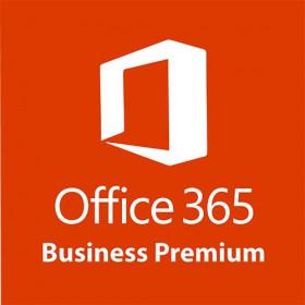 Microsoft 365 Bus Std Retail English EuroZone Sub 1YR Mdls P6-