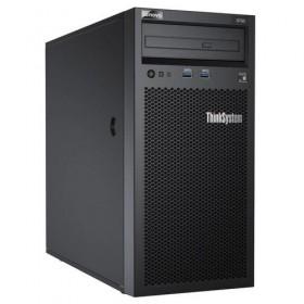 LENOVO ST50 Xeon E-2144G(4C 3.6GHz 8MB/71W) 8GB UDIMM,2x1TB SATA,SATA RAID,250W,AMT,DVD-RW,3y, -