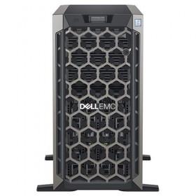 Server Dell EMC PowerEdge T440 Server, Intel Xeon Silver 4210, 16GB DDR4 RDIMM, 2 x 480GB SSD , 5Yr Basic Warranty - NBD-