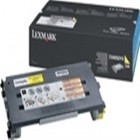 Cartridge LEXMARK Toner C500N/X500/X502 Yellow Toner Cartridge (1,5k)-