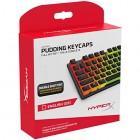 HyperX Pudding Keycaps Full Key Set (Black PBT) - US Layout HKCPXP-BK-US/G -