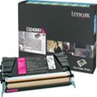 Cartridge LEXMARK Toner C522/524/532/534 HC Magenta Toner Cartridge (5k)-