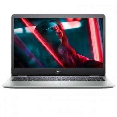 Notebook Dell Inspiron 5593, 15.6FHD, i7-1065G7, 16GB, 512GB SSD, UMA, Win.10, 2 Yrs, Pl Silver-