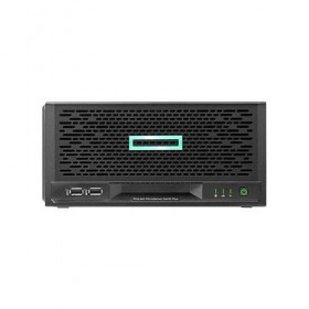HPE ProLiant MicroServer Gen10 Plus Intel Gold G5420 Dual-Core (3.80GHz 4MB) 8GB (1 x 8GB) PC4 DDR4 2666MHz UDIMM 4 x Non-Hot Plug 3.5in Smart Array S100i SATA No Optical 180W 1yr Next Business Day Warranty P16005-421 -