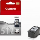 Cartridge CANON Inkjet Canon PG512 Ink Cartridge Black HC 15ml-