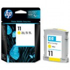 Cartridge HP Inkjet No 11 Yellow Ink Cartridge- HP