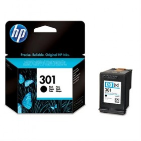 Cartridge HP Inkjet No 301 Black Ink Cartridge- HP