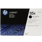 Cartridge HP Laser CE505X Dual Pack Black Print Cartridges- HP