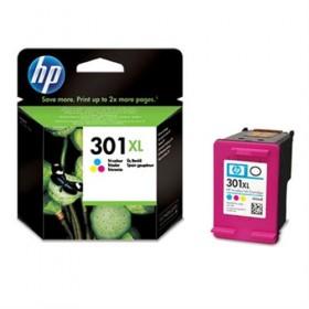 Cartridge HP Inkjet No 301XL Tri-color Ink Cartridge  CH564EE -