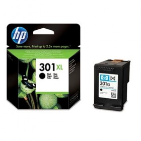 Cartridge HP Inkjet No 301XL Black Ink Cartridge- HP