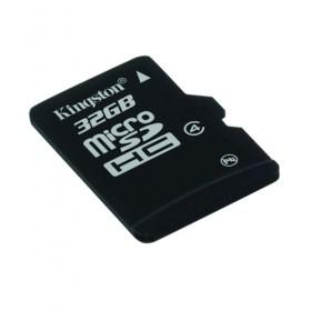 microSDHC Kingston 32GB Class 4 Flash Card - Kingston