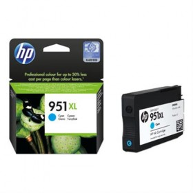 Cartridge HP Inkjet No 951 XL  Cyan CN046AE -