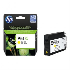 Cartridge HP Inkjet No 951 XL Yellow CN048AE -