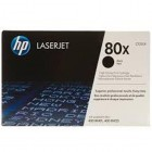 Cartridge HP Laser No 80X Black- HP